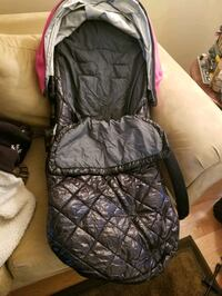 UPPAbaby Ganoosh Footmuff w Primaloft Insulation Technology  Brampton, L6R 1L5