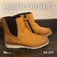 Timberland spring/fall boots