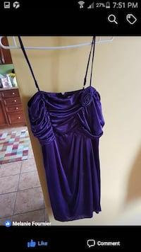 Party dress size L