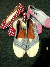 3 flats,  Toms, Rue 21 Weatherford, 73096