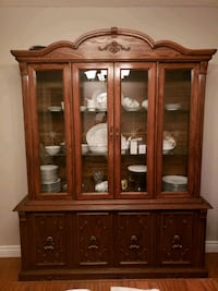 SOLID WOOD HUTCH  Brampton, L6Y 4R1