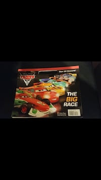 Cars2 coloring book and stickers North Providence, 02911