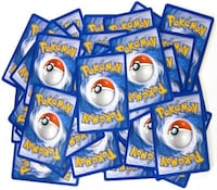 Bulk Pokemon Cards x 100 - No Duplicates + Free De Markham