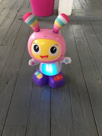 toddler's pink and purple plastic toy Laval, H7N