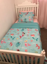 Twin size mermaid bedding/2 sheet sets/mattress covers Land O Lakes, 34638