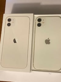 REAL IPHONE 11 WHITE Victoria