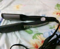 black and gray hair straightener 539 km