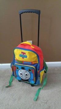 Thomas the Train backpack/travel bag on wheels! Allentown, 18104