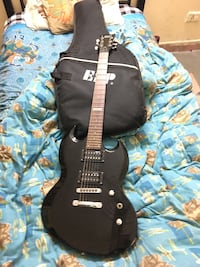 ESP ltd viper 10, black electric guitar Greater Noida, 201312