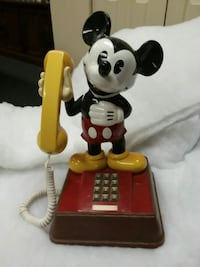 MICKEY  Mouse Telephone Essex, 21221