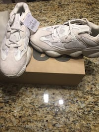 Yeezy 500 Blush - 10.5 Sunrise, 33326