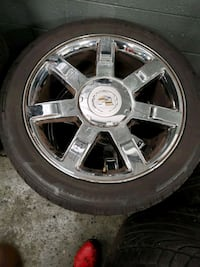 22 Inch Escalade Wheels Prince George's County, 20746