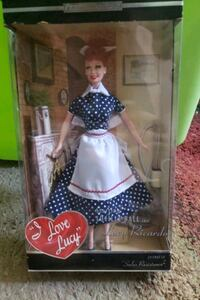 Lucille Ball  Collectors doll