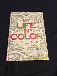 """My life in color"" coloring and writing book(not used) Inver Grove Heights, 55077"