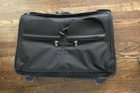Tumi Alpha 2 Carry-On 2 Wheel Garment Bag, Black, One Size travel business suitcase almost new New York, 10019