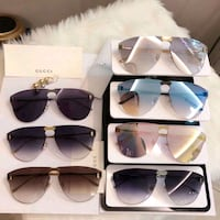 assorted color sunglasses with boxes Toronto