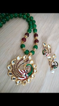 Peacock Pendal Necklace Jaipur, 302012
