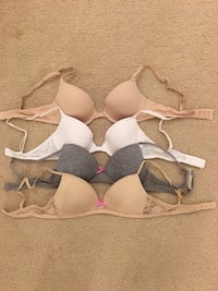Pink brand bra (32A) All for $10