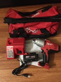M18 impact wrench