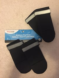 Neoprene dog boots NEW Toronto, M5X 1A9