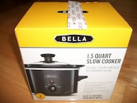 New Slow Cooker (1.5 quart) Silver Spring