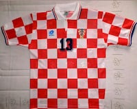 Camiseta Croacia Madrid