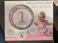 Baby Girl First Year Belly Stickers North Las Vegas, 89081