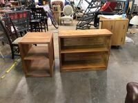 SUPER STURDY vintage 90s shelf set  East Hanover, 07936