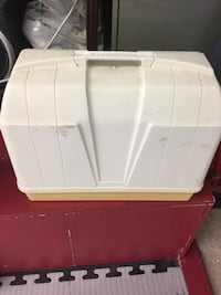 white and red plastic chest cooler Dartmouth, B2W
