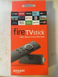 Amazon fire tv stick box New York, 11236