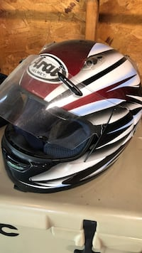 Top of the line motorcycle helmet. Paid over $500 size medium. Excellent shape Gorham, 04038