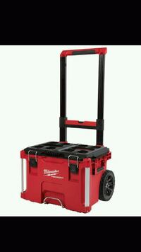 MIlWAUKEE new PACK OUT Rolling Tool box Los Angeles, 91406