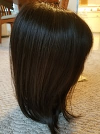 Hand tied hair topper/wig PORTLAND
