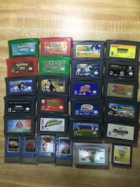 21 GameBoy advance, 4 MegaMen Battlechip 1 Nintendo DS $ 150.00 or make an offer Santa Ana, 92704
