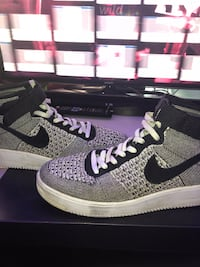 Flynet Air Force 1's (size 10.5) Vancouver, V5S 3X8