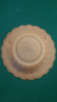 Vintage Glass Cover for Light Fixture. Enid, 73703