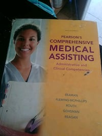 Pearson's Comprehensive Medical Assisting book