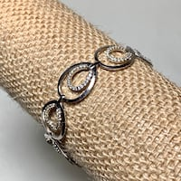 Sterling Silver Diamond Bracelet Ashburn, 20147