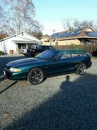 Ford - Mustang - 1996 Woodland, 95776