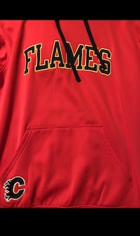 Flames Sweater Calgary