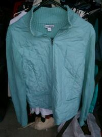 Light blue jacket size L Youngstown, 44512