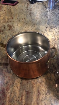 stainless steel cooking pot with lid Toronto, M2R 2X7