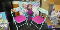 Frozen 2 Activity Table and Chairs Set Winchester, 89104