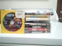assorted Sony PS3 game cases Martinsburg, 25404