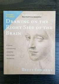 Drawing on the Right Side of the Brain Brampton, L6X