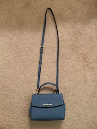 Blue Michael Kors Crossbody Arlington, 22203