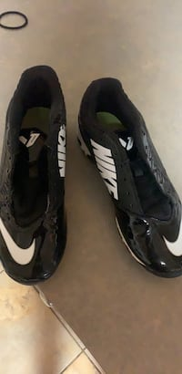 Nike  youth soccer cleats size 3 1/2 Carlsbad, 88220