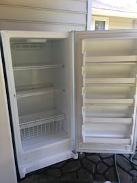white single-door refrigerator Woodbridge, 22193