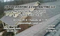 Roof maintenance Jacksonville, 72076