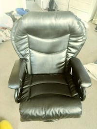 Black spining chair  Portsmouth, 23704